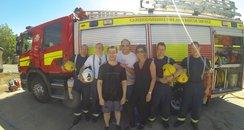 Kev & Ros Fire Engine