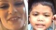 Jessie J duets with little boy