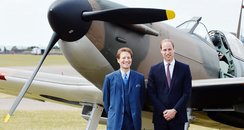 Prince William Duxford