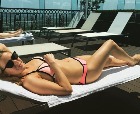 Ellie Goulding holiday