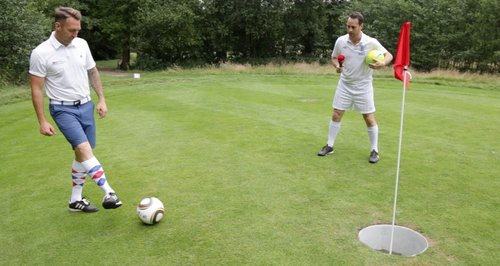Gatwick Footgolf