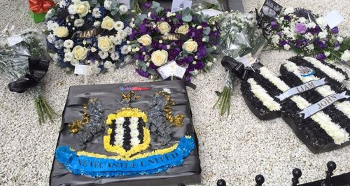 MH17 anniversary - Newcastle tribute