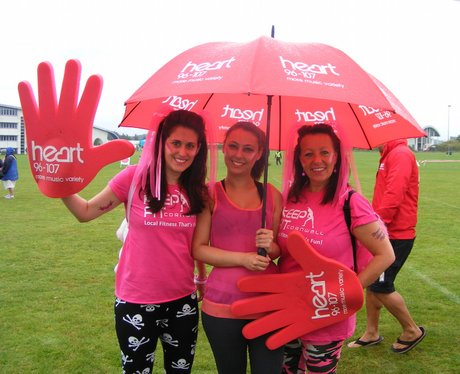 Truro Race For Life 2015 Start