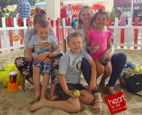 Centre:mk Summer Beach - 18th July 2015
