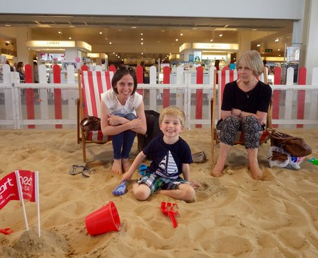 Centre:mk Summer Beach - 21st July 2015