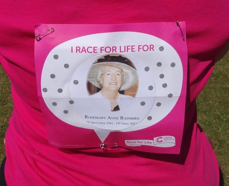 Colchester Race for Life - Why You Did It!