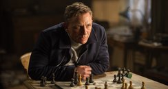 Daniel Craig James Bond in Spectre
