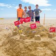 Lowestoft Sandcastle Contest