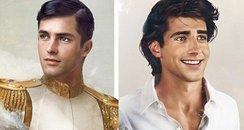 Real Life Disney Princes