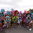 Swanage Carnival Parade 2015