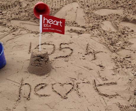 Heart Angels: Barton Square Beach (23 August 2015)