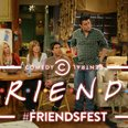Friends Fest Comedy Central logo