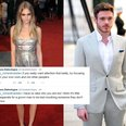 Cara Delevingne and Richard Madden