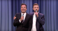 Jimmy Fallon and Justin Timberlake 'History Of Rap