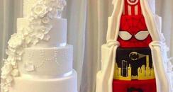 Loud Cakes Hidden Superhero Cake