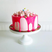 4. Pink Meringue and Lucky Charm Cake