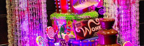 Willy Wonka Creation, loud cakes