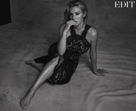 kate winslet the edit