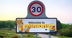 minions town