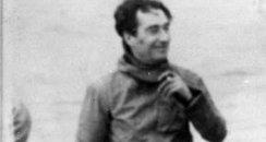Lionel Buster Crabb Portsmouth missing diver