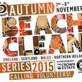SAS Autumn Beach Cleans
