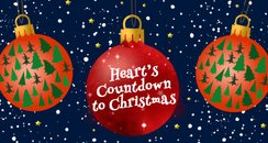 Heart's Countdown To Christmas