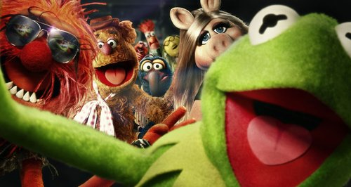 sky, muppets