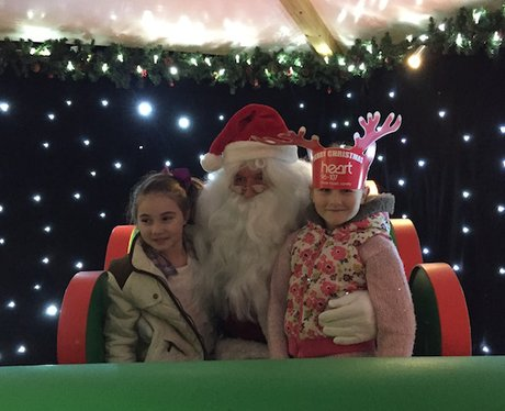 Heart Angels: Clarkes Village Christmas Light Swit