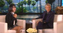 Ellen Show Lydia Lee