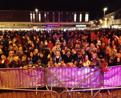 Ely Christmas Lights Switch On 2015 - Heart Cambridge