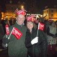 Heart Angels: Barnstaple Christmas Lights 2015