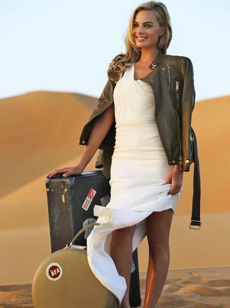 Margot Robbie ABU DHABI