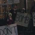 Demo held in Truro