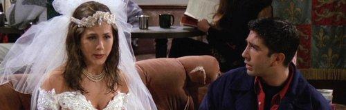 Friends episode one Ross Rachel