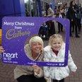 Heart at Cadbury World!