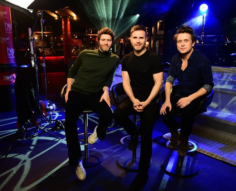 Take That Love Music Live 2015