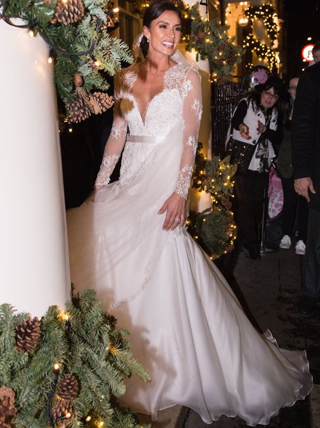 Celebrity Wedding Dresses Photos - Junoir Bridesmaid Dresses