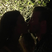 21. David and Victoria Beckham share a New Year's Kiss.