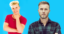 Gary Barlow Canvas 40