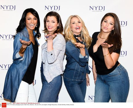 NYDJ jeans advert