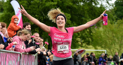 Race For Life Runner