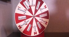 Yorkshire - Accent Wheel