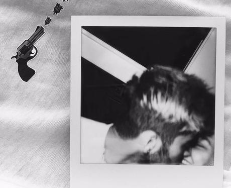 Zayn Malik Gigi Hadid Selfie Poloroid Instagram