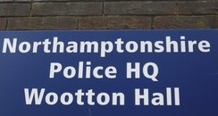 Northants Police HQ