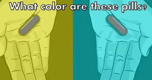 What Is Your Age Based On How You See Colours?