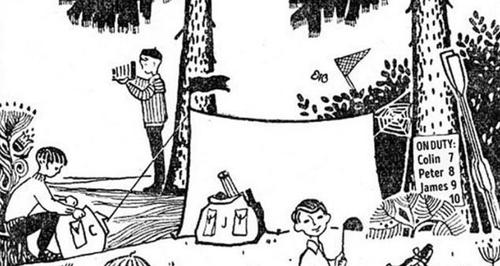 Campsite Riddle
