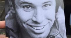 Captain David Seath funeral
