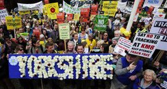 FRACKING NORTH YORKSHIRE