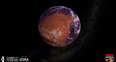 Mars Turns From Wet To Dry Planet
