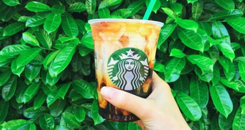 Starbucks cold brew drinks